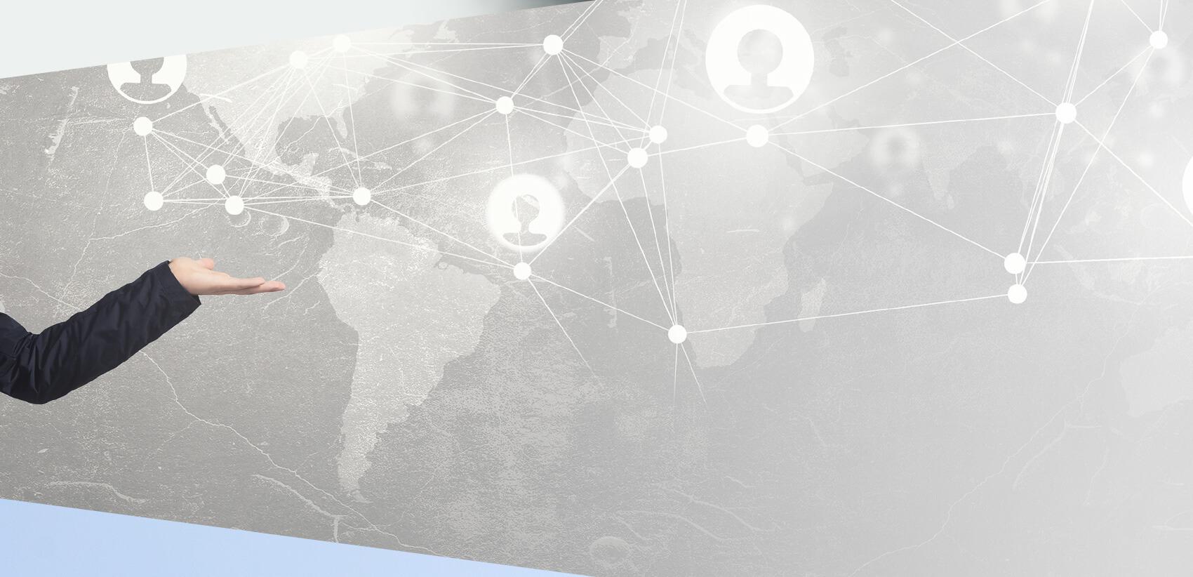 顧客情報管理と、バックアップ態勢